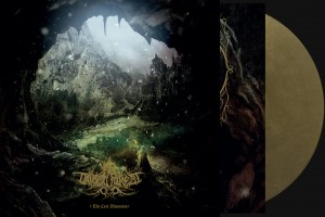DRUADAN FOREST - The Lost Dimension LP (gold)