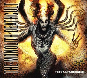 THE MONOLITH DEATHCULT - Tetragrammaton (CD)