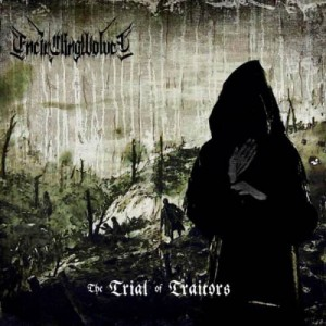 ENCIRCLING WOLVES - Trial of Traitors (CD)