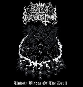HELL'S CORONATION - Unholy Blades Of... (CD)