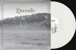HERMODR - Vinter LP (white)