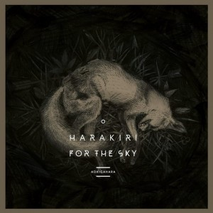 HARAKIRI FOR THE SKY - Aokigahara (2LP)